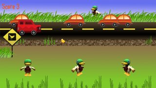 Duck Crossing screenshot three
