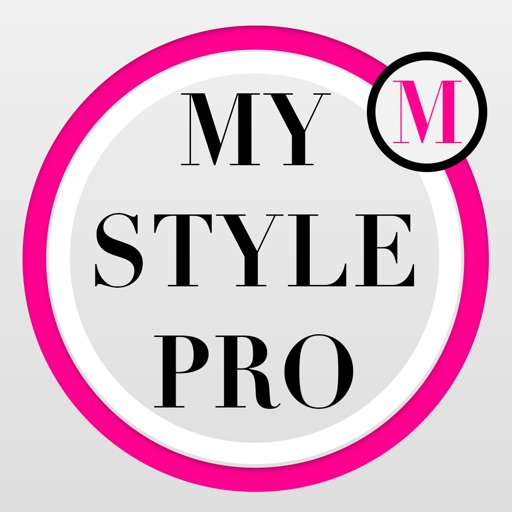My Style PRO - Personal fashion stylist to design your new look including clothes, hairstyle, jewelry and nails