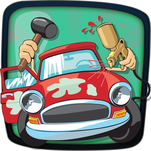 Little Car Mechanic - Summer Fun Game for Kids