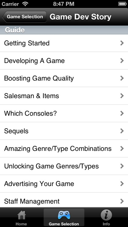 Cheats - Mobile Cheats for iOS Games screenshot-4