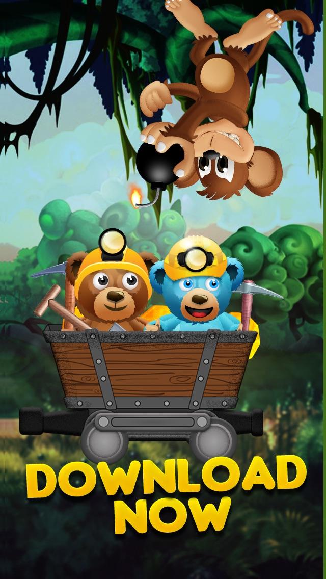 Burger-Crazy Bears Among Us – Hunger Battle of the Super Evil Sky Monkeys FREE