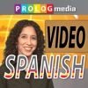 SPANISH...  Everyone can speak! - A unique video phrase guide method to learn SPANISH! Comprises 20 chapters of 2.5 viewing hours, with transliteration and translation in the subtitles.