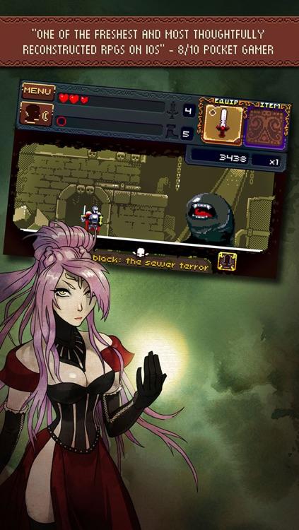 Deep Dungeons of Doom screenshot-4