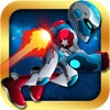Droid Warfare Man: Jetpack Resistance Enforcement Division