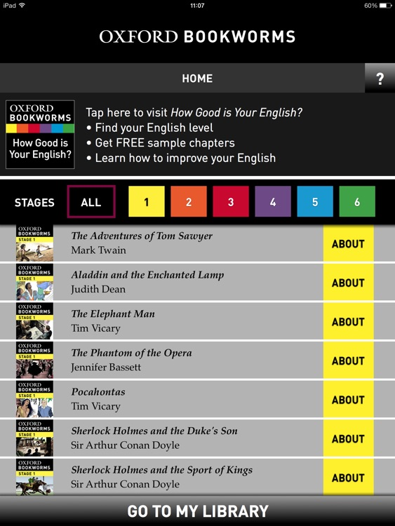 How Good is Your English? (for iPad)