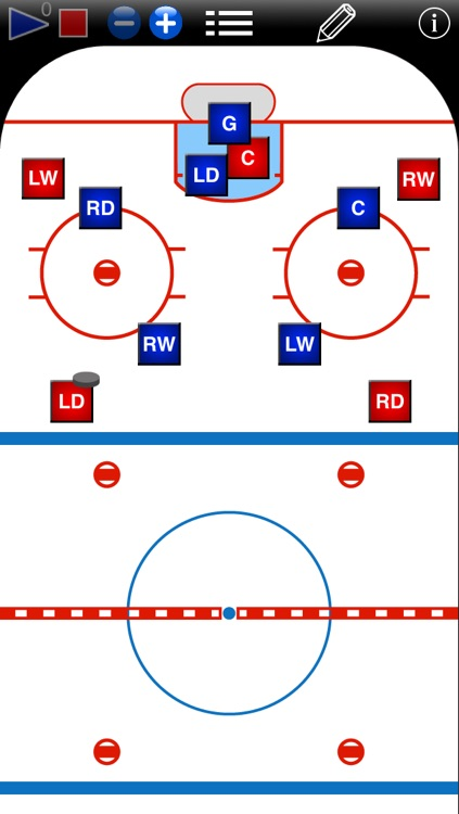 Hockey Strategy Tool