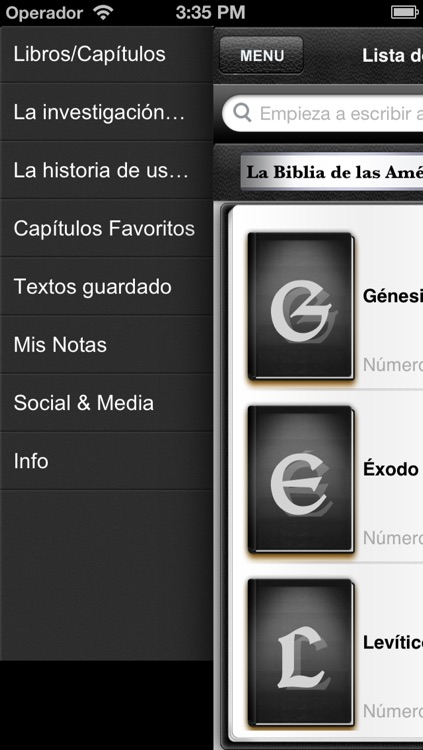 Biblia Sagrada screenshot-3