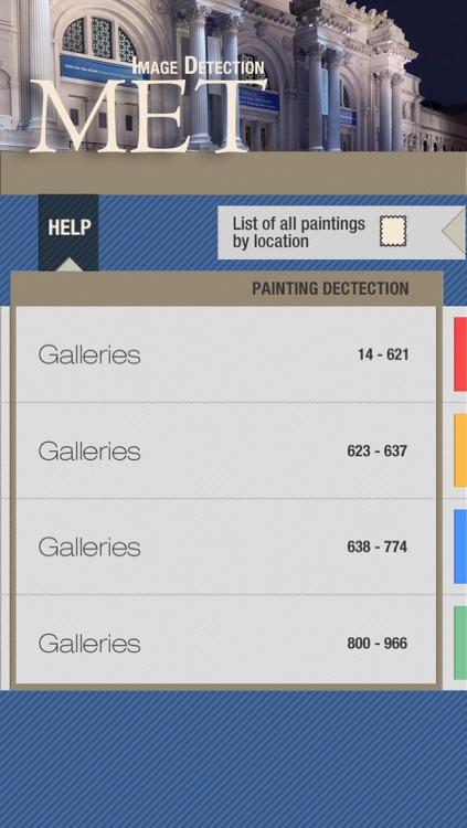 The Metropolitan Museum of Art MET ID Audio Guide