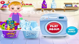 Baby Learn Washing Clothes-4