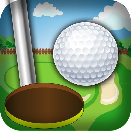 Golf Ball Smash Swing Challenge - Fast Hitting Course Derby Game Free