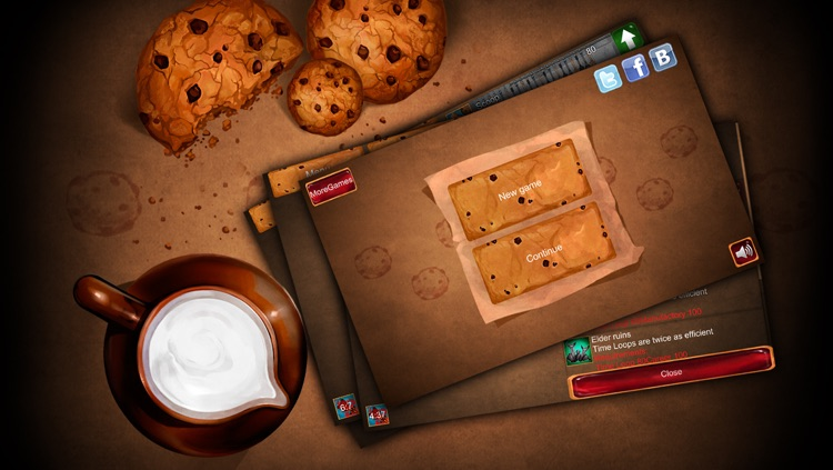 Tap the Cookie screenshot-3