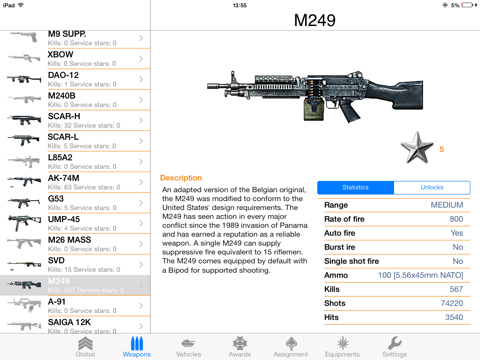 my Soldier for Battlefield 3-ipad-1