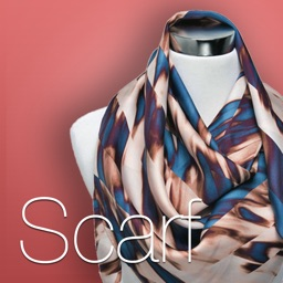 Free iScarf - How to tie a scarf step by step for iPhone?
