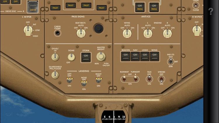 Aerosim Checkride B777