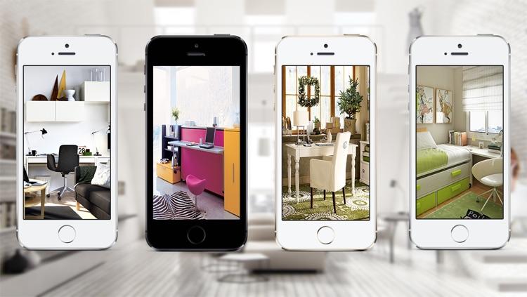 Home Office Design Ideas HD screenshot-3