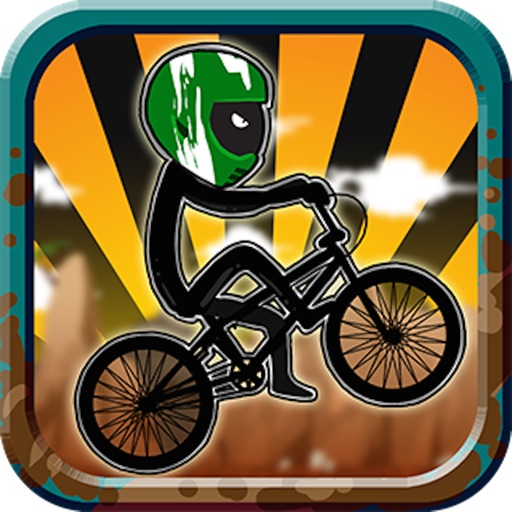 A BMX Stickman Racer PRO - Full Crazy eXtreme Stunts Racing Version