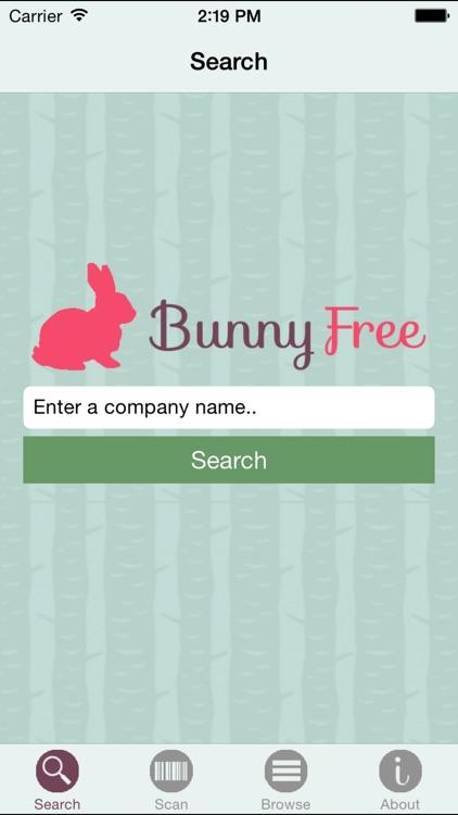 Bunny Free