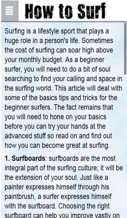 How To Surf +: Learn How to Surf the Easy Way screenshot-4