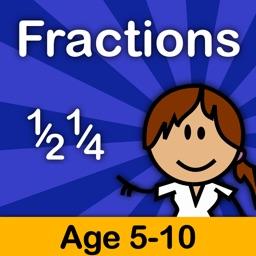Fractions, Decimals & Percentages Skill Builders