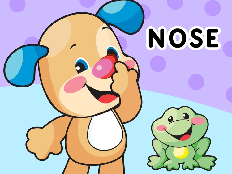 Laugh & Learn™ Where's Puppy's Nose? for Baby for iPad