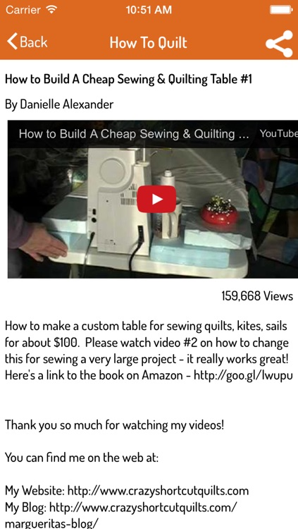 How To Quilt - Ultimate Video Guide screenshot-3