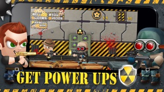 Iron Fist Harry & the Trigger Man Army Soldiers use Killer Force LITE - FREE Shooter Game screenshot three