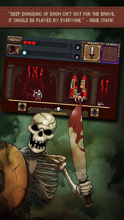 Deep Dungeons of Doom screenshot-3