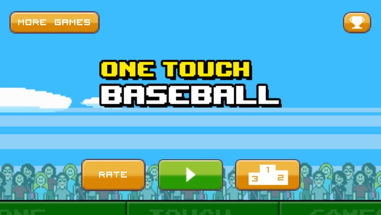 One Touch Baseball