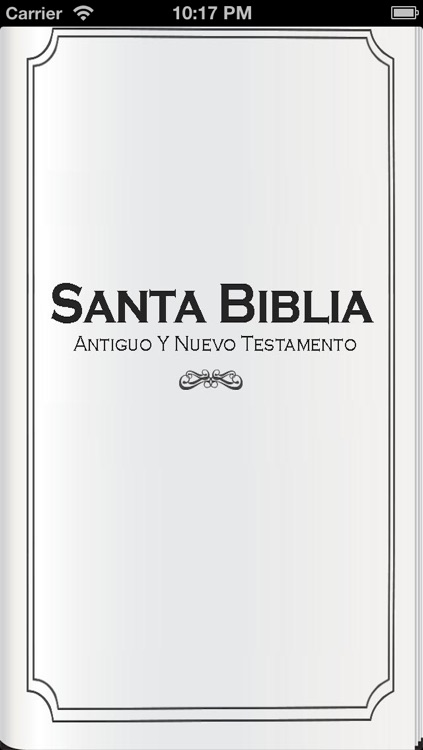 Santa Biblia Audio screenshot-0