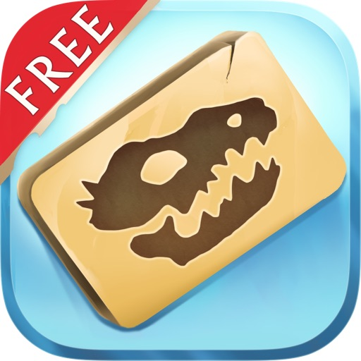 Jurassic Mahjong Solitaire Free