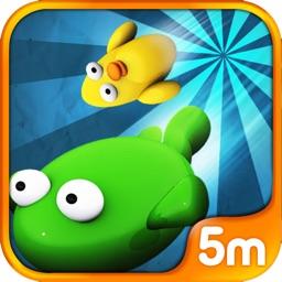 Flappy Animals: Sheep, Elephant, Fish