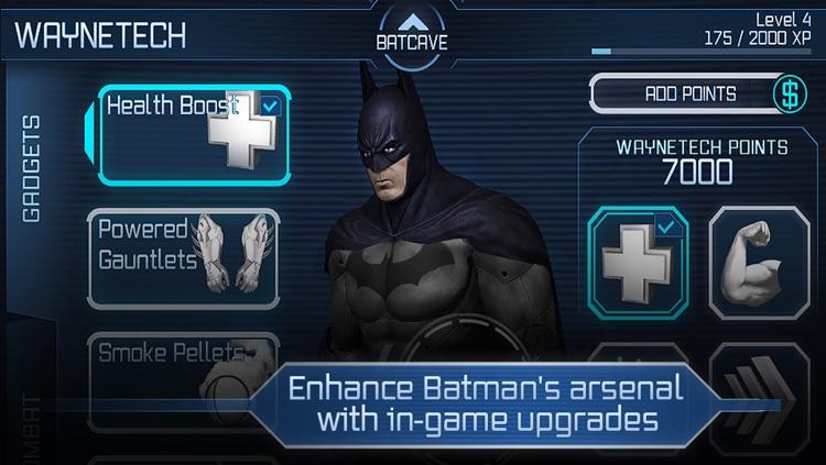 Batman Arkham City Lockdown