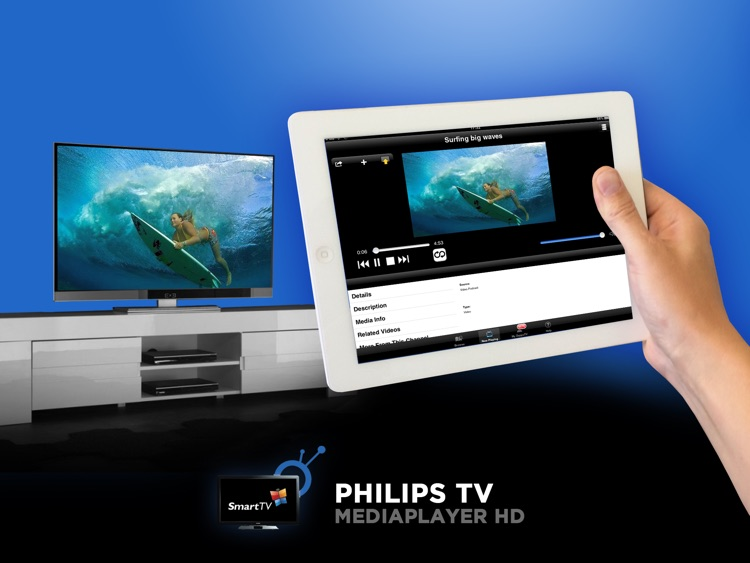 Philips TV Media Player HD screenshot-0