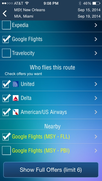 New Orleans Airport + Flight Tracker MSY Louis Armstrong screenshot-3