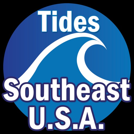 Southeastern USA Tides - Georgia, South Carolina, North Carolina and Virginia