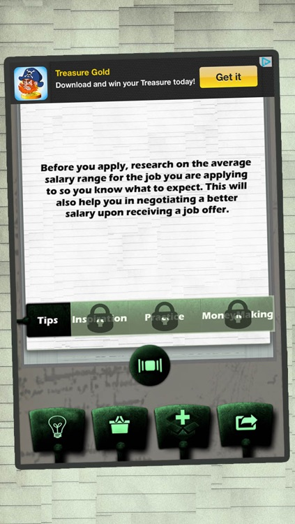 Job Search Coach - Hunter Tips, Quotes, Interview Questions, MoneyMaking Tips