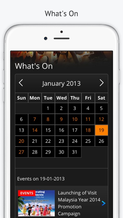 Malaysia Trip Planner screenshot four
