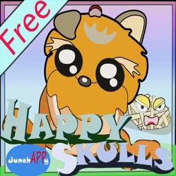 Happy Skulls 3 - Free Version