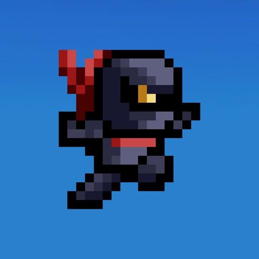 Flappy Ninjas - The Ninja who Flying like a Bird
