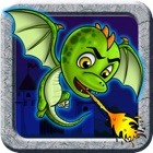 Little Robot Knights vs.Tiny Dragons - Mega Storm Battle  (by Best Top Free Games) icon