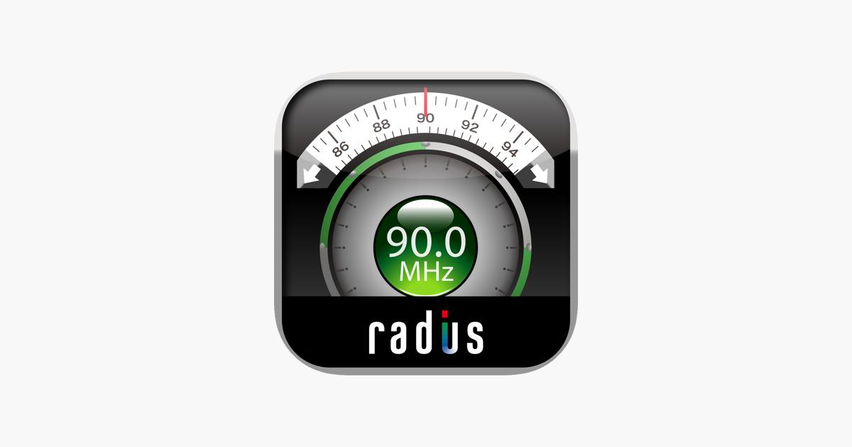 radius fm transmitter app store. Black Bedroom Furniture Sets. Home Design Ideas