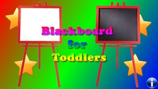 幼児のための黒板! - 周囲にだらだら - 幼児のためのアプリのおすすめ画像1