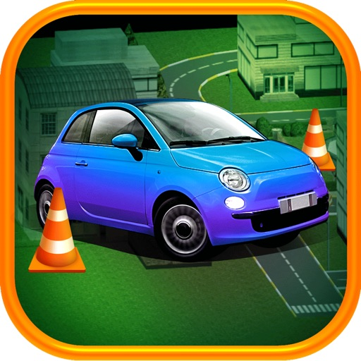 Fun 3D Race Car Parking Game For Cool Boys And Teens By Top Driver Racing Games FREE