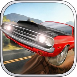 Race Car Stunts 3D Game
