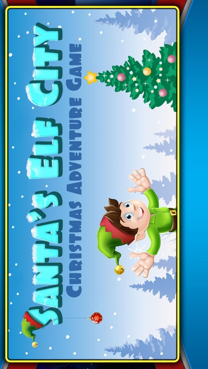 Santa's Elf City Christmas Adventure Game