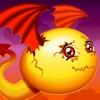 のドラゴンの伝説:飛行ドラゴンので無料ゲーム / Age of Dragon Legends Free: Flying the Village Skies