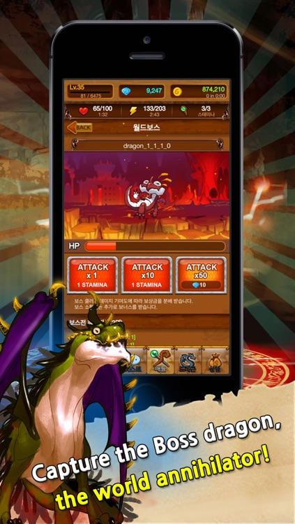 Dragon War™ screenshot-3