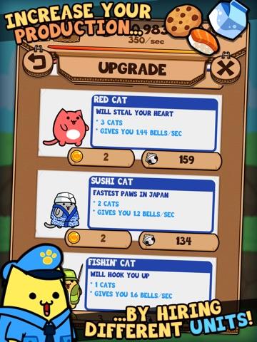 Kitty Cat Clicker - Поток виртуальный кошку с печеньем и конфетами для iPad
