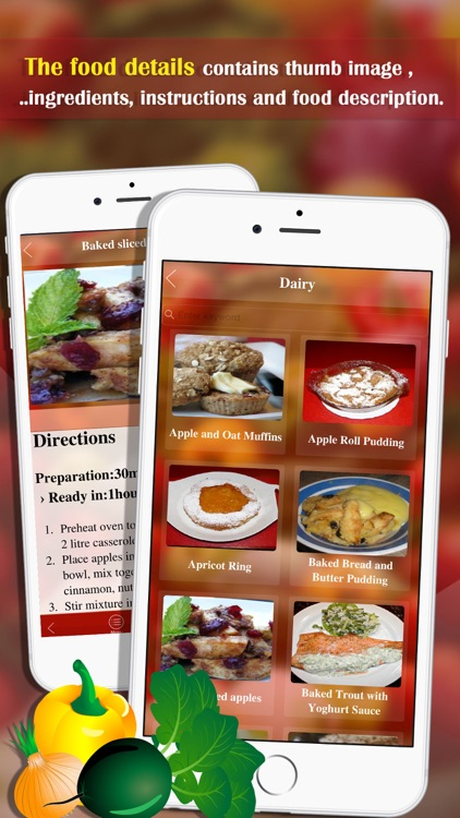 French Food Recipes screenshot-1