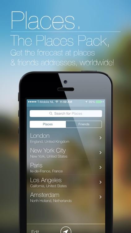 Mizzle: The Weather App